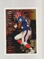 1995 Topps Panthers Inaugural Season #21 Thurman Thomas card, Buffalo Bills