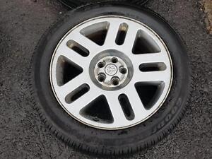 Dodge NITRO 2008 Wheel Set of 4 Alloys with tyres 245/50/R20 #0000150047