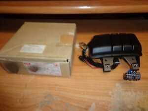 NOS GM 1990-1991-1992-1993 GEO Storm Windshield Wiper Switch