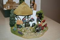 Lilliput Lane The Drayman with original box and deeds