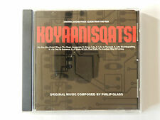 CD Koyaanisqatsi Philip Glass Original Soundtrack Album from the Film