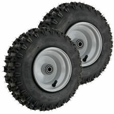 13X5-6 Cleat Tire Assembly Two pack