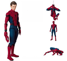 MAFEX SPIDER-MAN HOMECOMING VER. ACTION FIGURE MARVEL in box