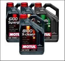 5liter 5ltr. Motul 8100 x-pulire + OLIO MOTORE 5W-30,LONGLIFE III,BMW,MB,VW AUDI