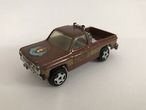1982 ERTL Fall Guy Truck Lee Majors 1:64 Scale (matchbox) RARE Free UK P&P