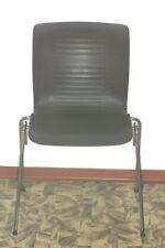 Fritz Hansen Designerstuhl Alfred Homann Besucherstuhl Chair Stapelstuhl Stuhl