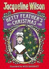Hetty Feather's Christmas by Jacqueline Wilson (Hardback, 2017)