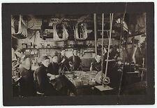 RARE 1904 Workshop Factory Photo - Royal Automobile? Auto Car - Tourist?