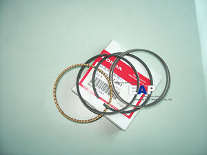 Piston Ring Set STD For Honda GX160 GX200(Genuine) Parts No.13010-Z1T-801