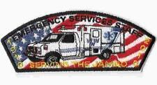 2010 Jamboree Emergency Services STAFF JSP - EMTs & Police Car - -