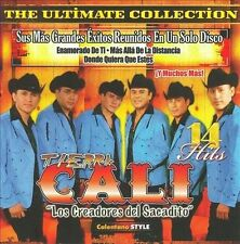 "New: Tierra Cali: The Ultimate Collection ""14 Hits""  Audio CD"