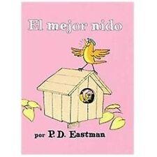 El Mejor Nido  (ExLib) by P. D. Eastman