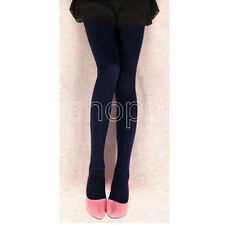 Women Sexy Girl Slim Skinny Candy Color Stretchy Pantyhose Long Stockings Tights