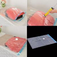 Storage Bag Large Space Saver Saving Storage Vacuum Seal Compressed Organizer WU