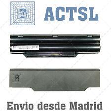 Bateria para Fujitsu-Siemens LifeBook A530 S26391-F840-L100 10.8V 6-cells 4400mA