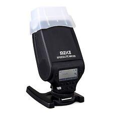 MEIKE MK-320 TTL Master Flash Speedlite GN32 LCD Screen Light for Canon EOS DSLR