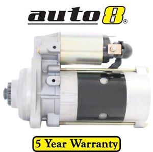 Brand New Starter Motor for Kia Ceres I 2.2L Diesel S2 01/92 - 12/96