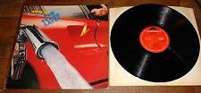 ALVIN LEE & TEN YEARS LATER ~ ROCKET FUEL ~ UK POLYDOR VINYL LP 1978 1ST 1A/1B