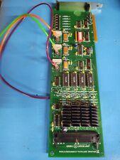 Brooks sorter, Irvine Optical Corporation RUDY Board