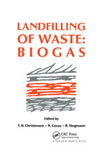 Landfilling Of Waste: Biogas