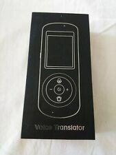 Smart Instant Voice Translator T2S