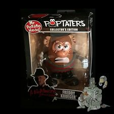 FREDDY KRUEGER Nightmare On Elm Street POPTATERS Hasbro MR POTATO HEAD Coll Edit