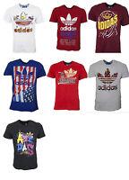 Adidas Originals Mens T-Shirts RRP £30