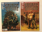 2017 BOOM Studios THE SAVAGE BROTHERS #1 2 - Rednecks vs. Zombies