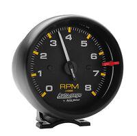 Auto Meter Autogage Pedestal-Mount Tach Tachometer 3-3/4 in. 8000 RPM