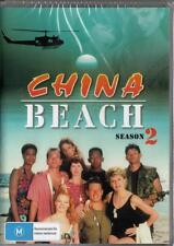 CHINA BEACH SEASON 2 - CLASSIC NEW & SEALED DVD FREE LOCAL POST