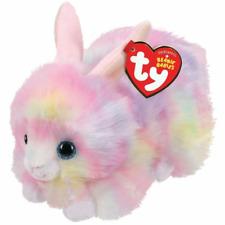 "TY Beanie 6"" Plush Sherbet Pastel Bunny"