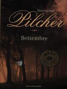Settembre Narrativa Foreign Rosamunde Pilcher Oscar Mondadori 1993