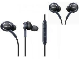 Genuine AKG Headphones For Samsung Galaxy S8 S9 Plus Note 8 Earphones Hands free