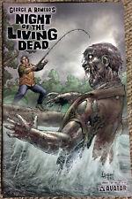 Night of the Living Dead Annual 1 VARIANT Comic George Romero Avatar