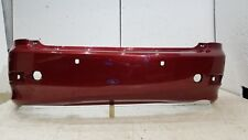 LEXUS IS220 IS250 IS350 2005-09 REAR BUMPER WITH PDC HOLES GENUINE PART