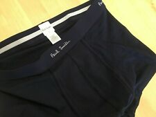 """Paul Smith Stretch Cotton Boxer Trunks Men's SMALL (30""""- 32"""" Waist) **NEW** Navy"""