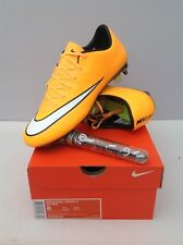 Nike Mercurial Vapor X SG-PRO UK 7 Laser Orange/Blanc/Noir/Volt