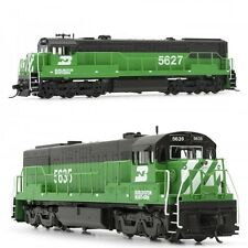 Arnold Burlington Northern GE U25C DCC Ready #5627 / #5635 N Scale Locomotives