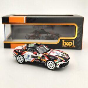 1:43 IXO FIAT Abarth 124 RGT #39 Rallye Monte Carlo 2020 RAM753 Diecast Models