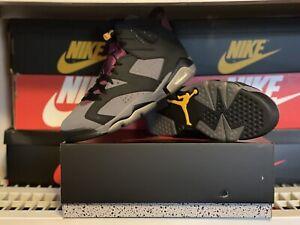 Air Jordan 6 Retro - Bordeaux - Nike - CT8529 063 - Men's Size 11.5