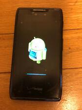 Motorola DROID RAZR MAXX XT912 16GB 4G LTE Black Verizon Smartphone
