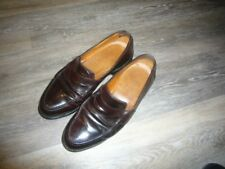 Allen Edmonds Randolph Shell Cordovan 10 EEE Loafers