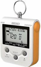 Seiko Compact Digital Metronome - Orange - Dm90D
