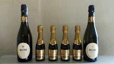 Stock Prosecco Maschio extra dry 75 cl Martini Riesling Italico 20 cl bar pub