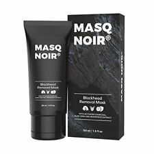 Organic Blackhead Remover Black Mask Cleaner Purifying Deep Cleansing Blackheads