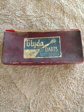 Vintage Glyda Brass Darts