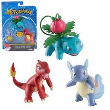 Bisaknosp, Glutexo & Schillok   3er Pack Action Figuren   Pokemon   Tomy