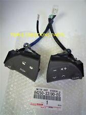 8425033190E0 GENUINE Toyota LEXUS ES350 SWITCH STEERING PAD 84250-33190-E0 OEM