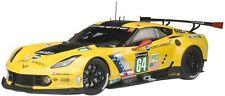 AUTOart 1/18 Chevrolet Corvette C7.R 2016 #64 24 Hours of Le Mans Model Car New