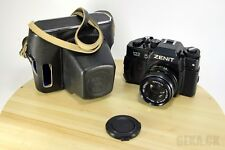 MINT! Russian Zenit - 122 Zenit with Helios-44M4 lens SLR camera M42 WORLDWIDE